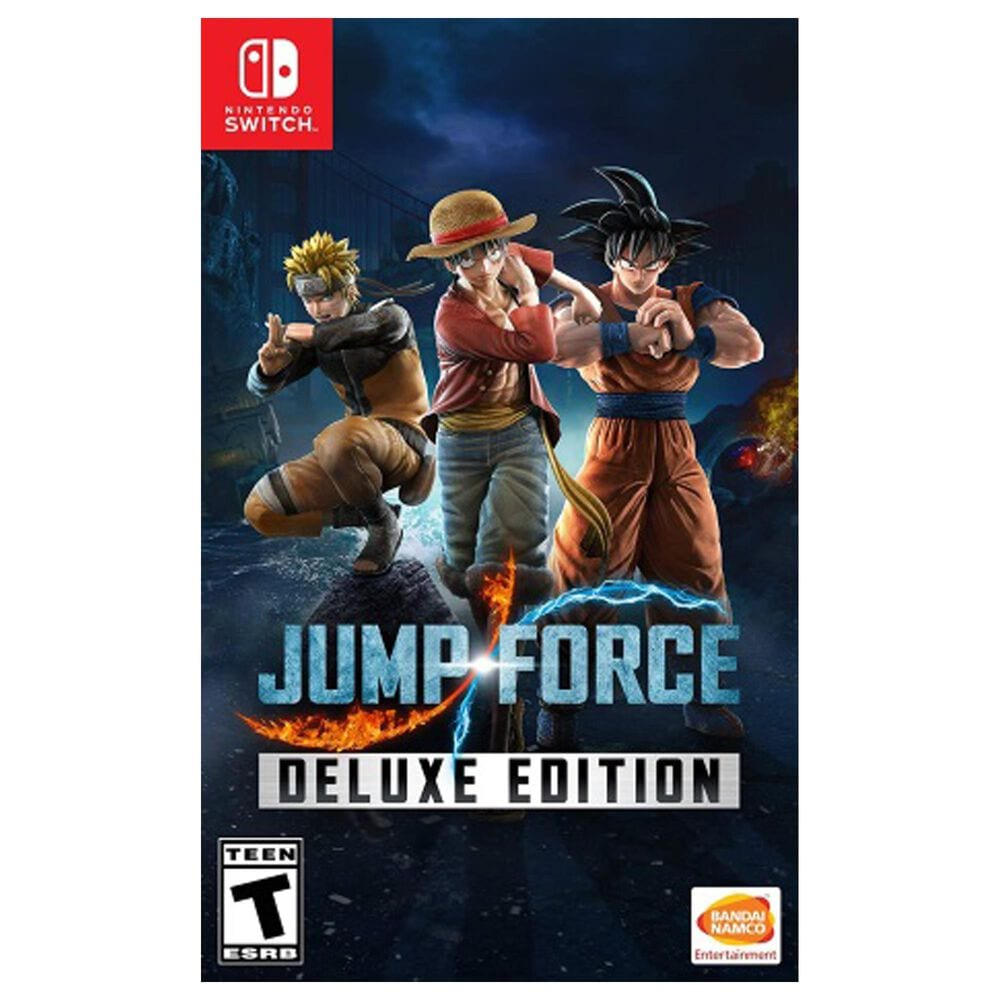 Jump Force Deluxe Edition - Nintendo Switch, , large