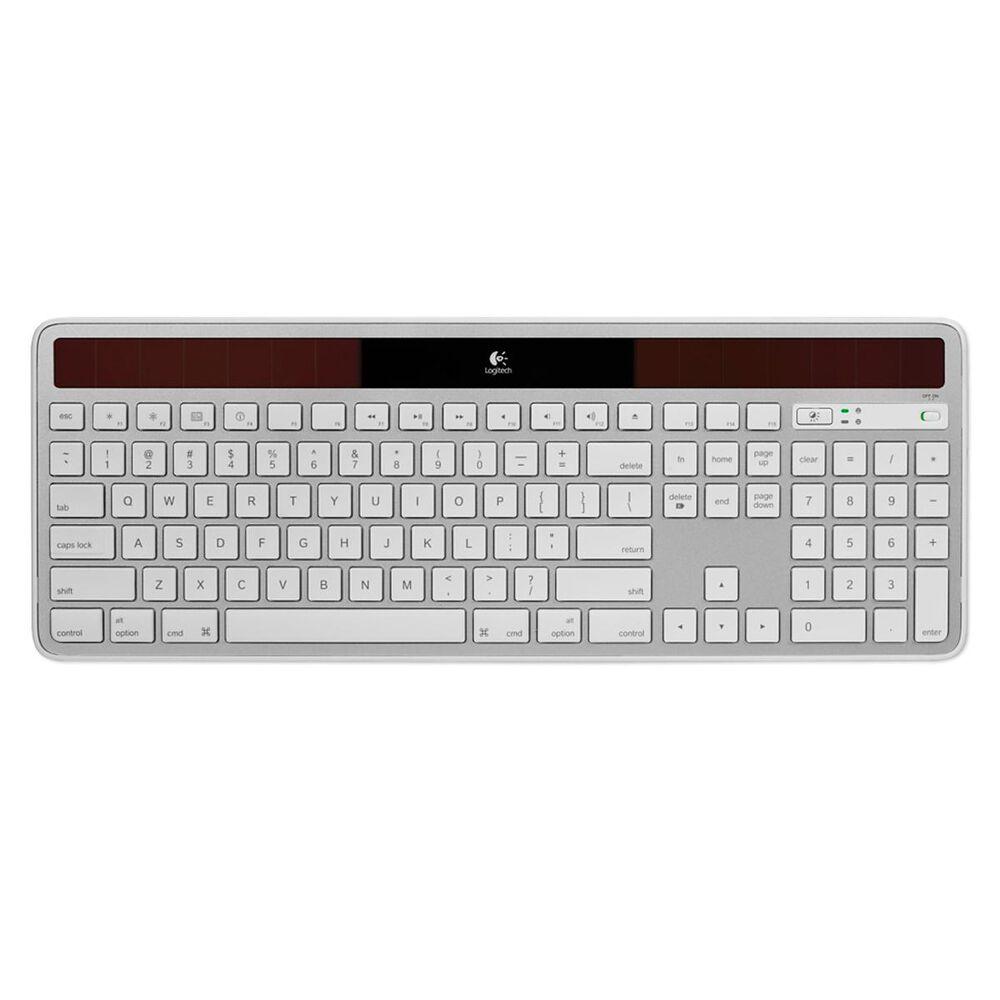 Logitech K750 Wireless Solar Keyboard, , large