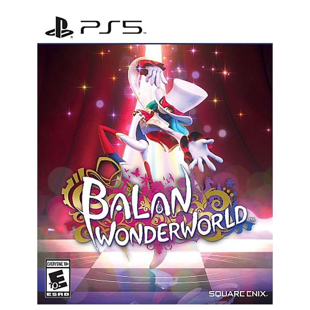 Balan Wonderworld - PlayStation 5, , large