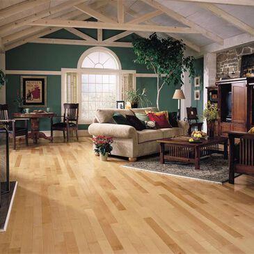 Bruce Kennedale Strip Natural Maple Hardwood, , large