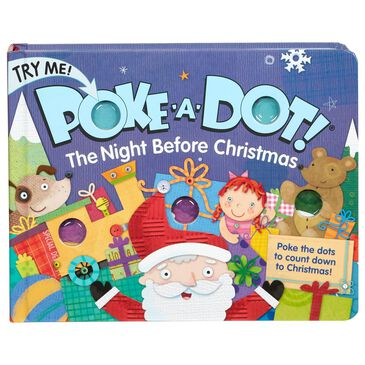 Poke-A-Dot - The Night Before Christmas Board Book, , large
