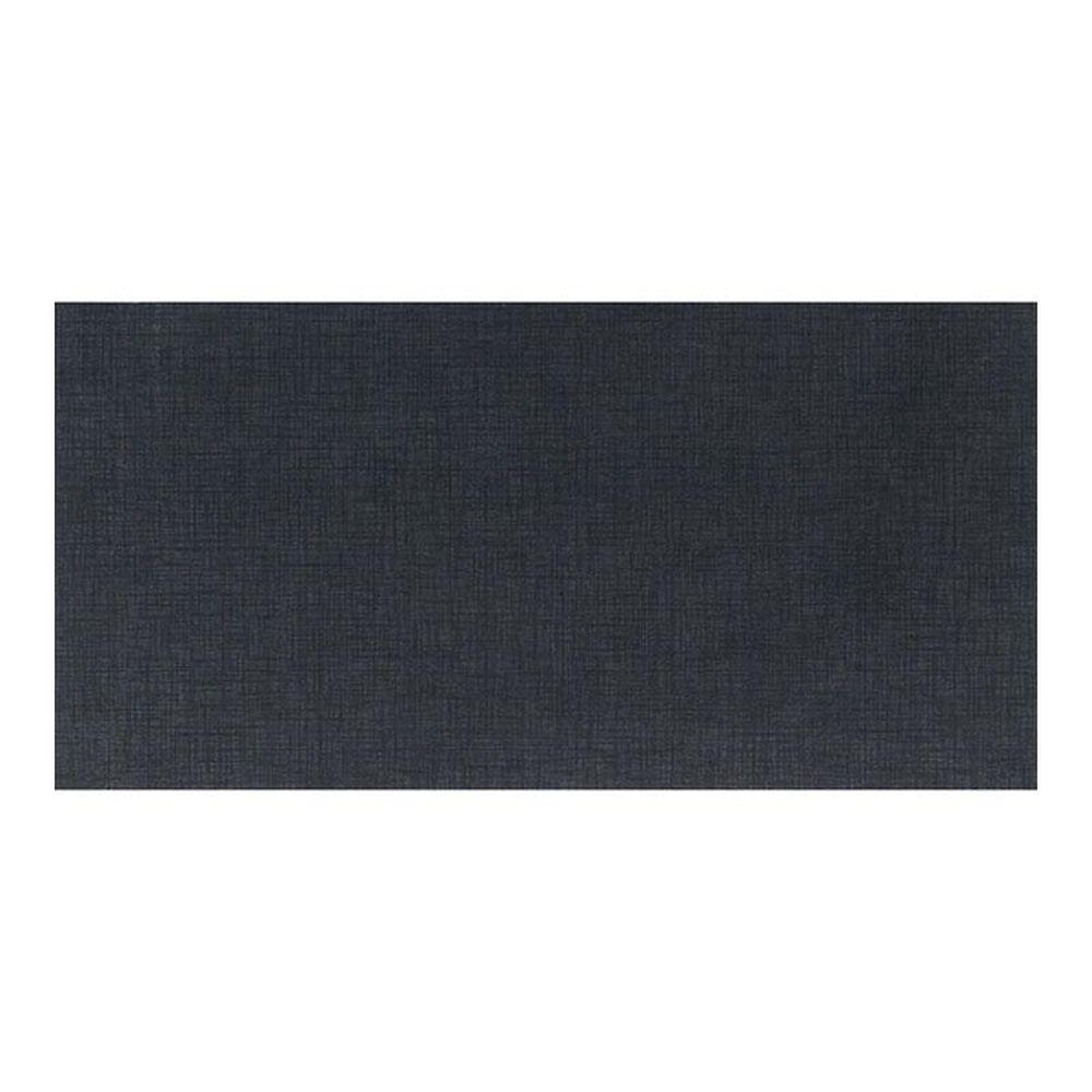 """Dal-Tile Kimona Silk Panda Black 12"""" x 24"""" Porcelain Tile, , large"""