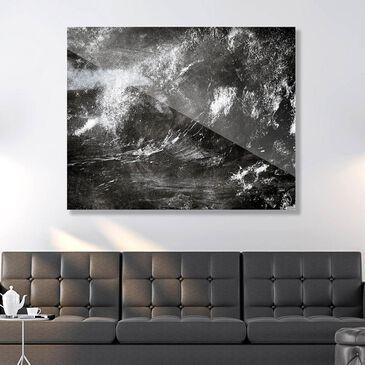 "Creative Gallery ""Scratchboard Torrent"" 16x20 Acrylic Wall Art Print, , large"