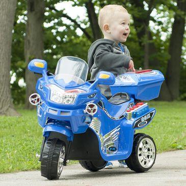 Timberlake Lil' Rider 3-Wheel Battery Powered FX Sport Bike in Blue, , large
