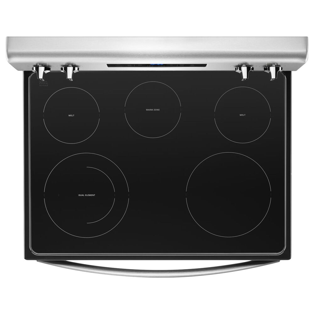 Whirlpool 4-Piece Kitchen Package with Freestanding Electric Range - Stainless Steel, , large
