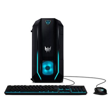 Acer Predator Orion 3000 Gaming Desktop PO3-620-UR13 Gaming Desktop | Intel Core i5-10400F - 12GB RAM - GeForce GTX 1660 Super - 512GB SSD Black, , large