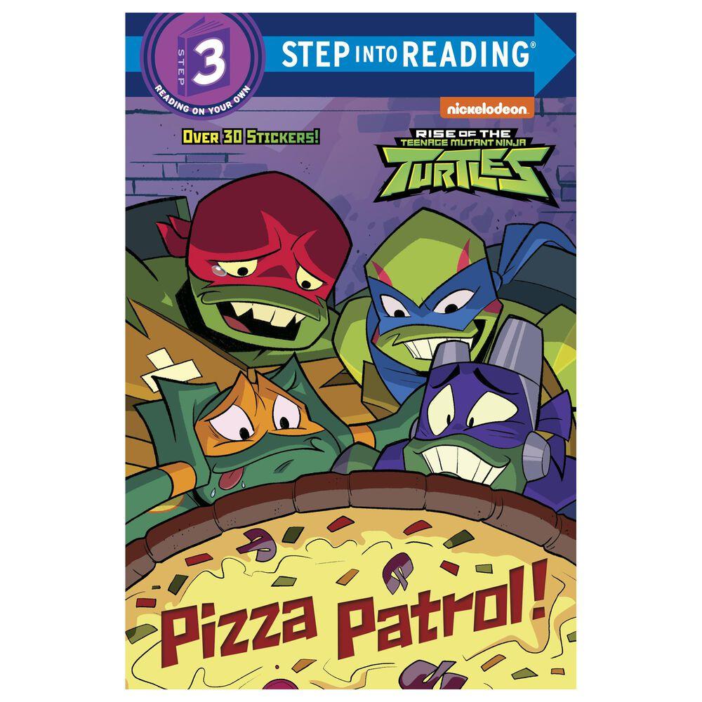 Pizza Patrol! (Rise of the Teenage Mutant Ninja Turtles), , large