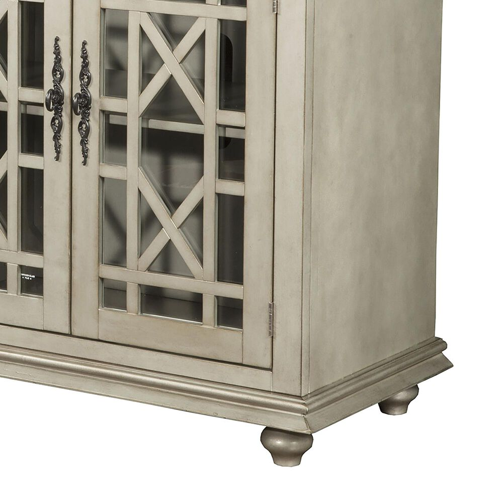 Martin Svensson Home Marche TV Stand in Antique Silver, , large