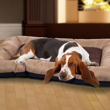 Timberlake Plush Cozy Extra Large Pet Crate Dog Pet Bed, , large