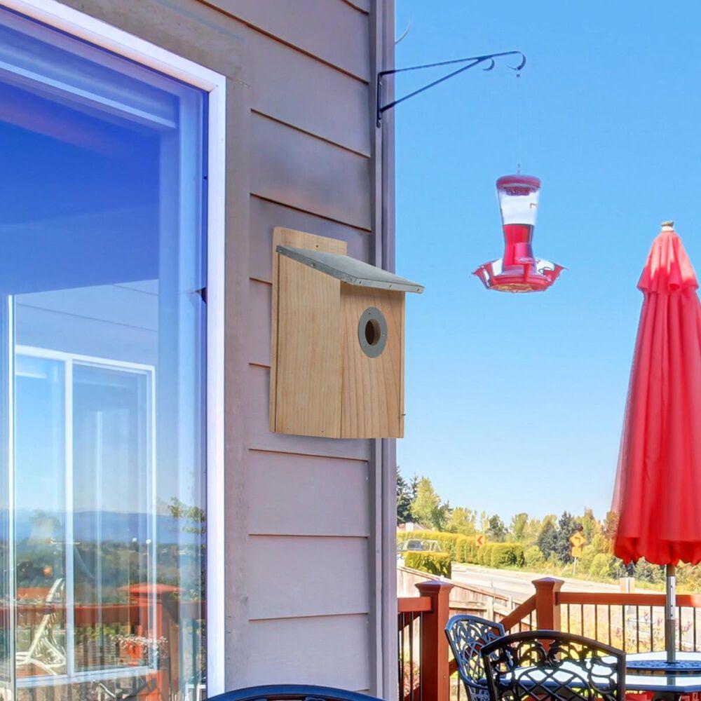 Timberlake Pure Garden Classic Pine Nesting Birdhouse in Pine, , large