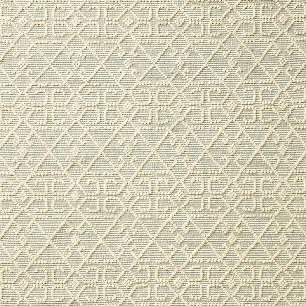 "Loloi II Noelle 2'6"" x 7'6"" Ivory and Blue Runner, , large"