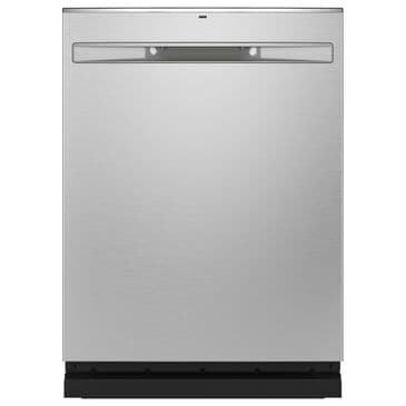 """GE Appliances 24"""" Built-In Dishwasher with Hidden Controls in Stainless Steel, , large"""