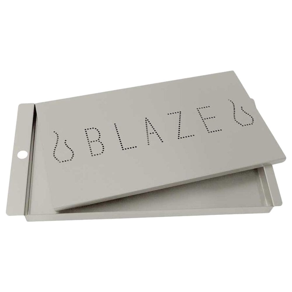 Blaze Pro Extra Large Smoker Box in Stainless Steel, , large