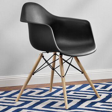 DHP Harper Chair in Black, , large