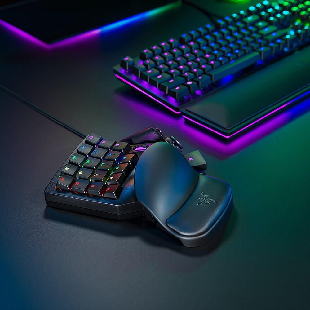 Razer Tartarus Pro Gaming Keypad in Black, , large