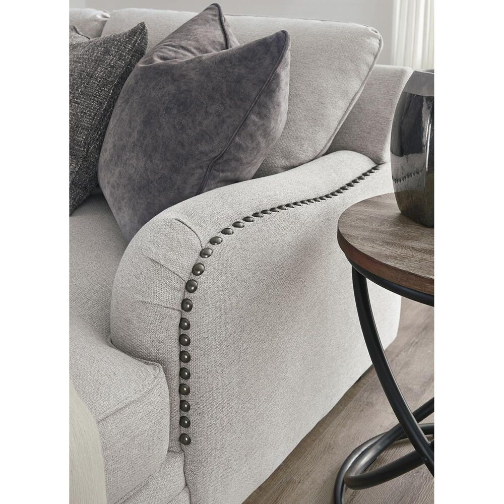 Signature Design by Ashley Dellara Right Facing 4-Piece Sectional in Chalk, , large