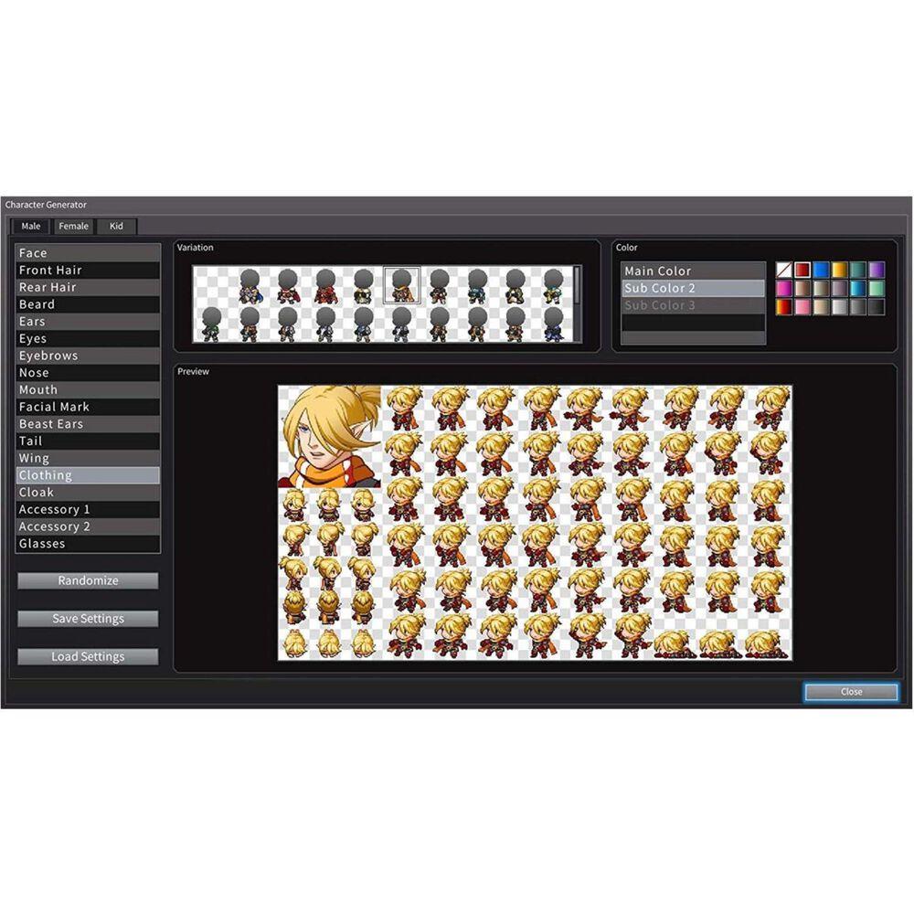 RPG Maker MV - Switch, , large