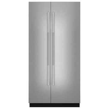 """Jenn-Air 42"""" RISE Fully Integrated Built-In Side-By-Side Refrigerator Door Panel Kit in Stainless Steel, , large"""