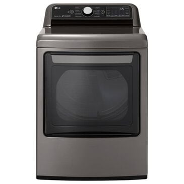 LG Gas Dryer 7.3 Cu. Ft. in Graphite Steel, , large