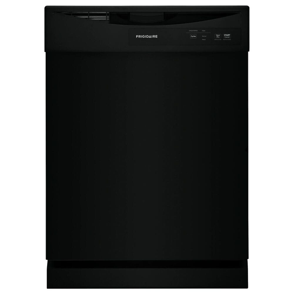 """Frigidaire 24"""" Built-In Dishwasher with 5 Level Wash System in Black, , large"""