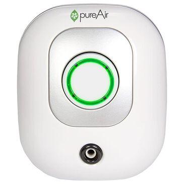 GreenTech Environmental pureAir 50 Small Space Plug-In Air Purifier in White, , large