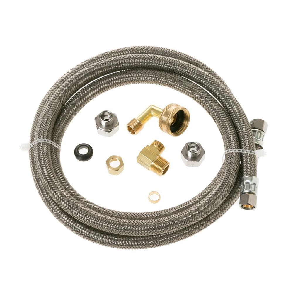 GE Parts & Filters Universal 6' Dishwasher Connector Kit with Adapters , , large