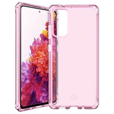 ITSkins Spectrum Clear Case for Galaxy S20 FE 5G in Light Pink, , large