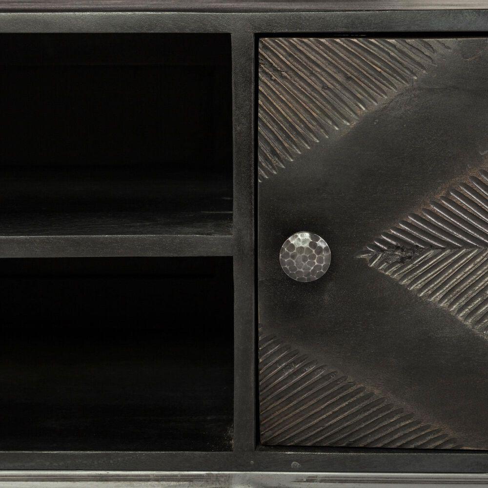 "Mercana Hobbart 70.5"" Media Console in Dark Brown, , large"