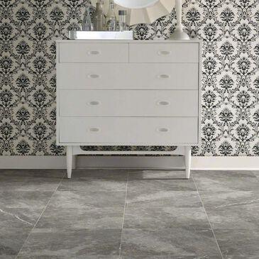 "Shaw Oasis Dark Grey 17"" x 17"" Ceramic Tile, , large"