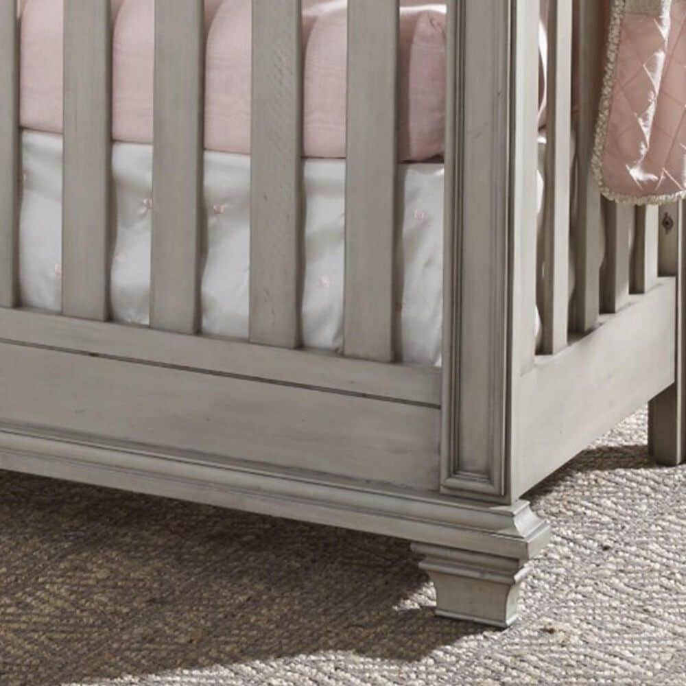 Oxford Baby Kenilworth 2 Piece Nursery Set in Stone Wash, , large