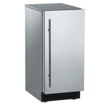 "Scotsman 15"" Under Counter Ice Maker with 26 lbs. Storage and Pump, , large"