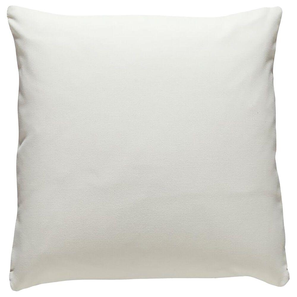 "Venture 20"" Square Toss Pillow in Vesper White, , large"