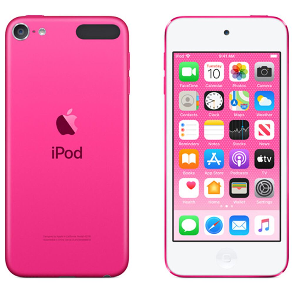 Apple iPod Touch 7th Gen. 32GB with AppleCare+ in Pink, , large