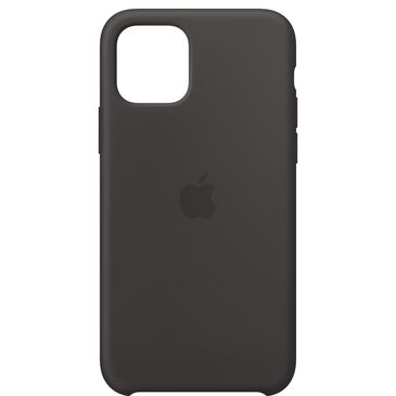 Apple iPhone 11 Pro Silicone Case in Black, , large