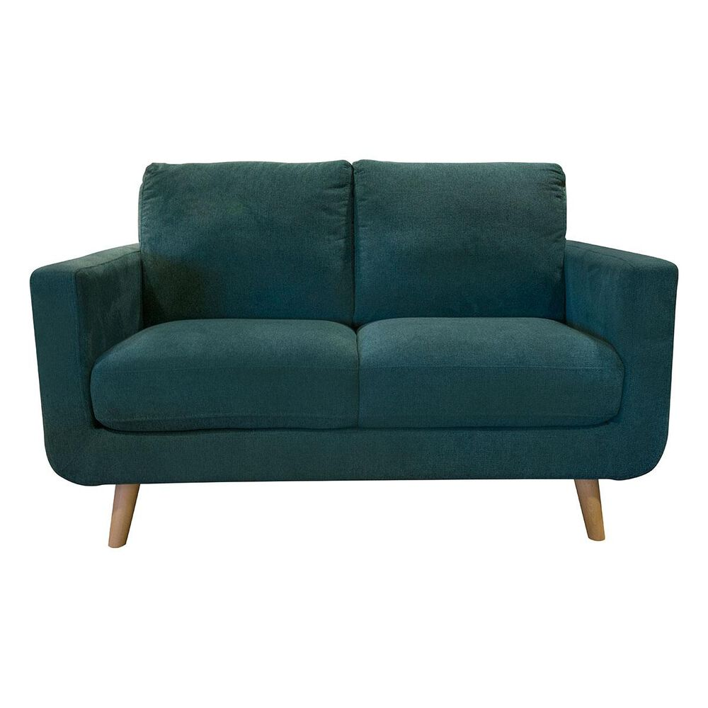 Apricot Loveseat in Liverpool Heritage, , large