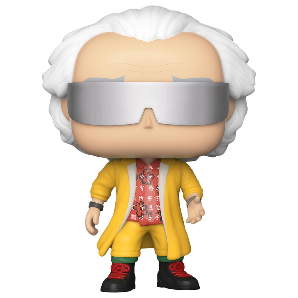Funko POP! Back to the Future: Doc 2015, , large