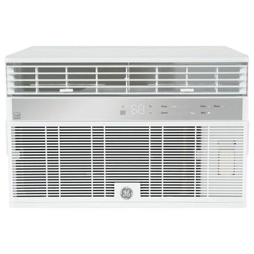 GE Appliances 10000 BTU Smart Room Air Conditioner in White, , large