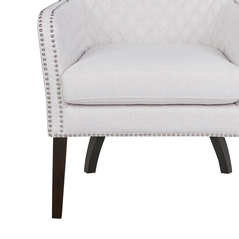 Hampton Park Heston Accent Chair with Bisque Cushion in Natural and Morocco, , large
