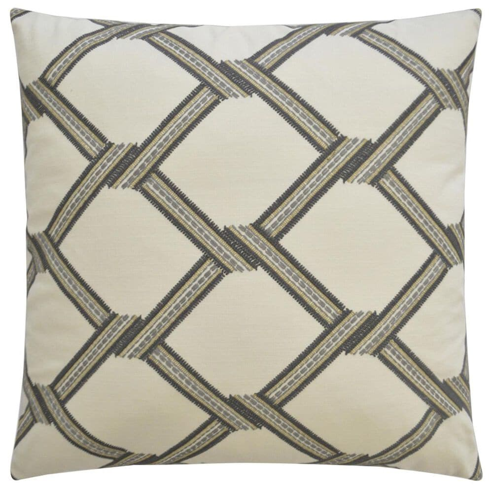 """D.V.Kap Inc 24"""" Feather Down Decorative Throw Pillow in Cairo, , large"""
