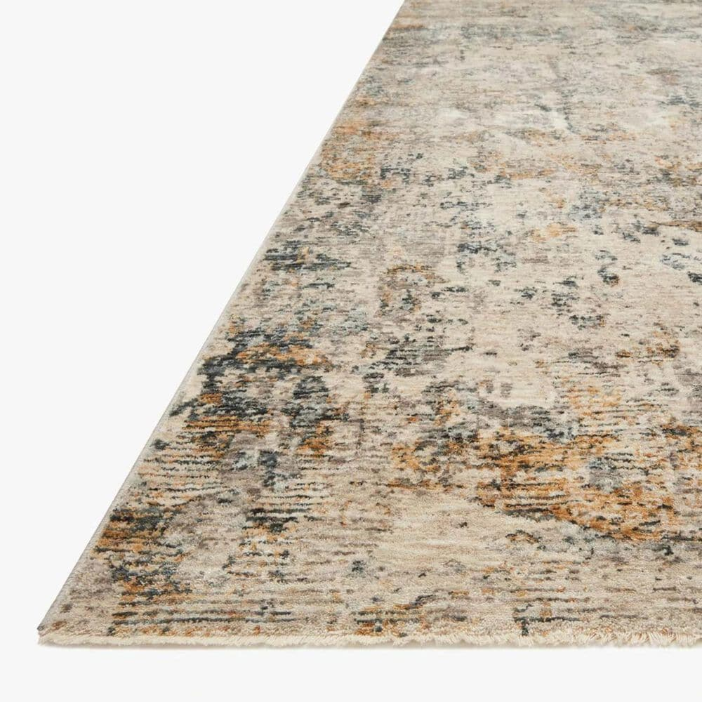 "Loloi Axel 2'6"" x 8' Ocean and Beige Runner, , large"