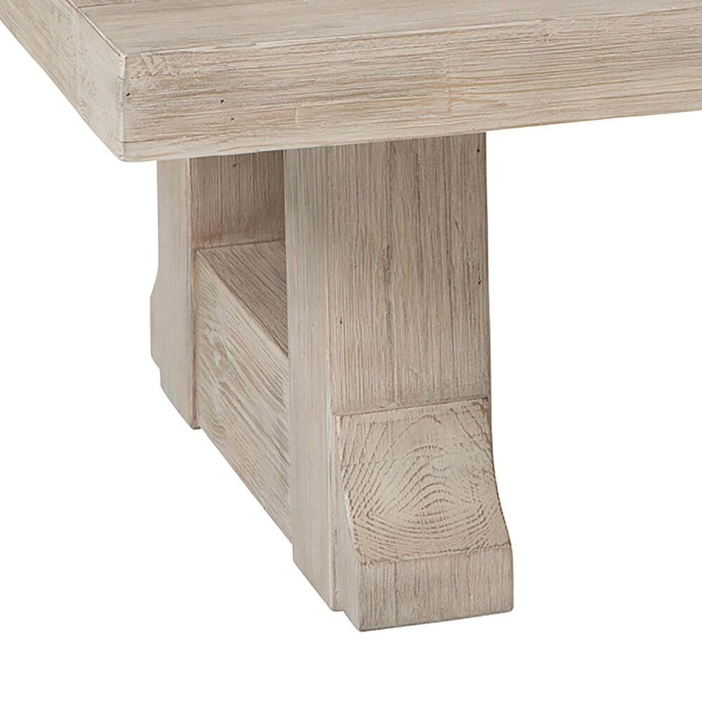 Signature Design by Ashley Hennington Rectangular Cocktail Table in Complex Bisque, , large