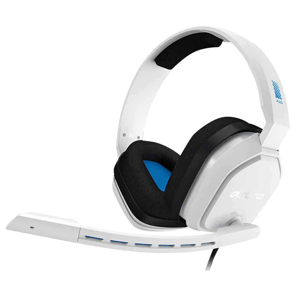 Astro A10 Headset Wired Over Ear Headphones in White - PlayStation 4, , large