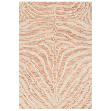 "Loloi Masai MAS-01 2'3"" x 3'9"" Blush and Ivory Scatter Rug, , large"