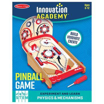 Melissa & Doug Innovation Academy Pinball Game, , large