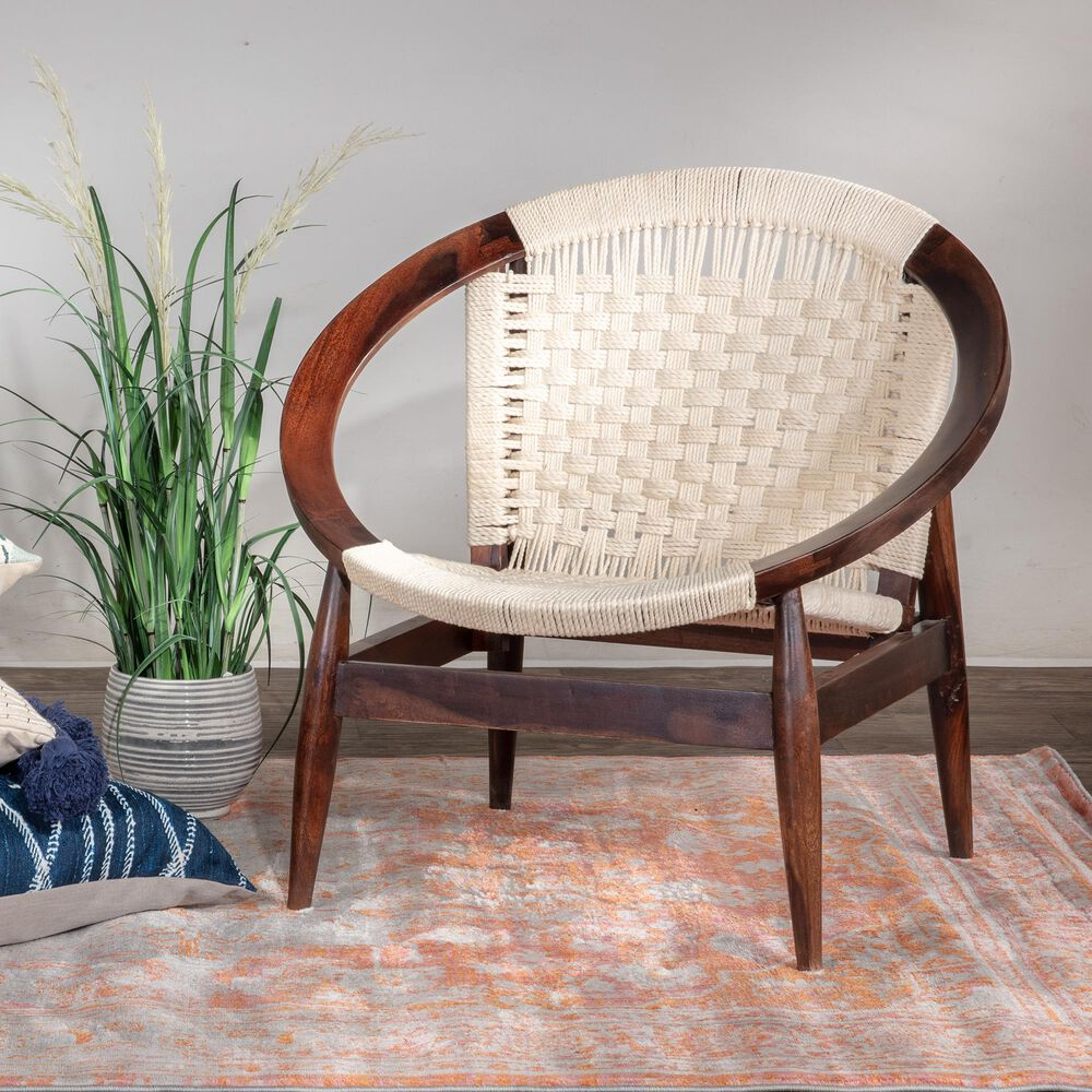 Jaipur Home Peraza Chair in Bangalore Brown , , large