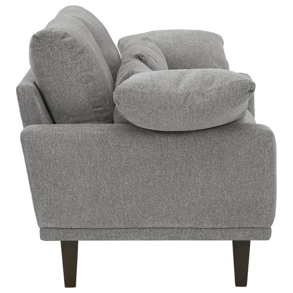 Signature Design by Ashley Baneway Loveseat in Sterling, , large