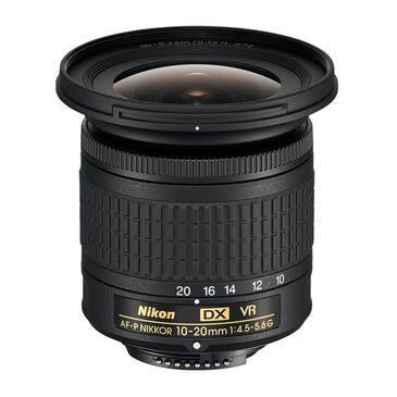 Nikon AF-P DX NIKKOR 10-20mm f/4.5-5.6G VR Lens, , large