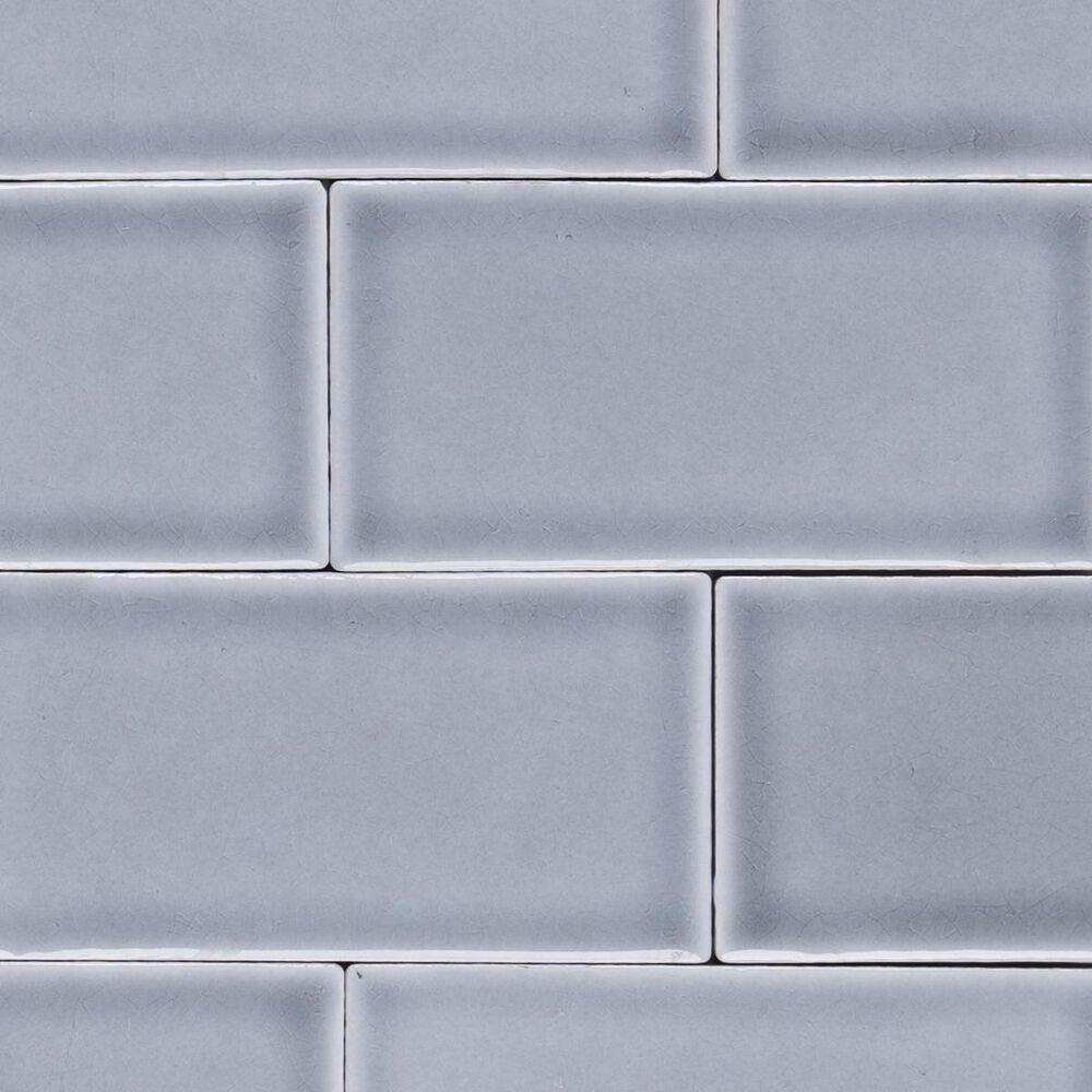 "Soci Chateau Brick Anchor 12"" x 12"" Ceramic Mosaic Sheet, , large"