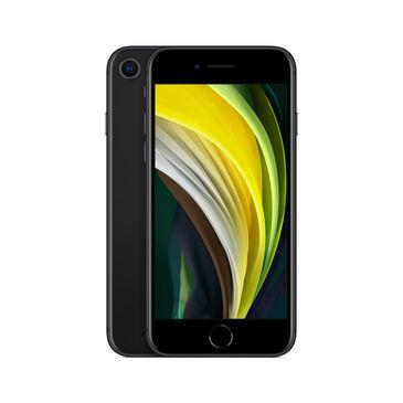 Apple iPhone SE 64GB in Black (SIM-free), , large