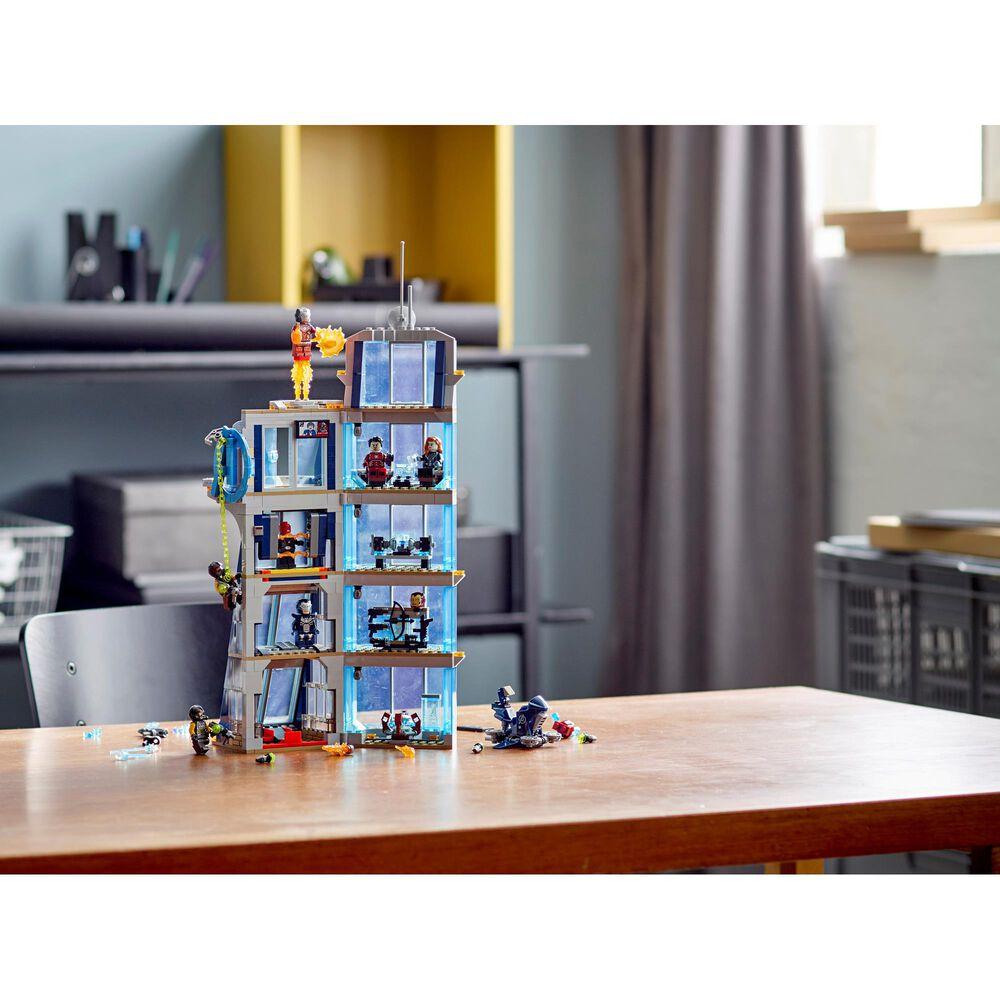 LEGO Marvel Avengers Tower Battle Building Set, , large